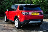 LAND ROVER DISCOVERY SPORT 2.2 SD4 HSE Luxury 5dr