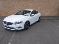 VOLVO S60 D4 [190] R DESIGN Lux Nav 4dr Geartronic [Leather]