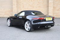 JAGUAR F-TYPE 3.0 Supercharged V6 S 2dr Auto