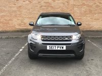 LAND ROVER DISCOVERY SPORT 2.0 TD4 SE 5dr [5 seat]