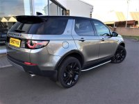 LAND ROVER DISCOVERY SPORT 2.0 SD4 240 HSE Black 5dr Auto