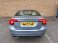 VOLVO S60 D4 [190] SE Nav 4dr Geartronic [Leather]