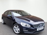 VOLVO S60 D3 [150] SE Nav 4dr Geartronic [Leather]