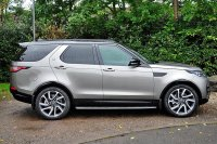 LAND ROVER DISCOVERY 3.0 TD6 HSE 5dr Auto