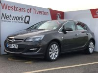 VAUXHALL ASTRA Astra SE 1.4 Turbo 140PS 5 door