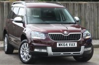 skoda Yeti 2.0 TDI CR SE DPF Outdoor