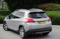 Peugeot 2008 1.6 e-HDi (92bhp) Allure (S/S) EGC