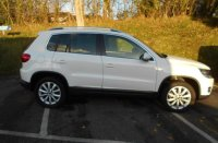 Volkswagen Tiguan 2.0TDI (140PS) 4WD Match BlueMotion DSG