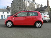 Volkswagen UP 1.0 60PS Move up! 5Dr
