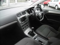 Volkswagen Golf 1.4 TSI Match BMT S/S (122 PS) 5-Dr