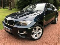 BMW X6 XDRIVE30D - FANTASTIC OPPORTUNITY AT THIS PRICE, HIGH SPECIFICATION, LOW MILEAGE AND RARE COLOUR COMBINATION