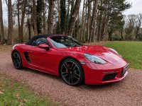 Porsche 718 BOXSTER S PDK. Possibly the Highest Specification Available on the market today. RESERVED