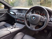 BMW 5 Series M5 4.4 V8 DCT Turbo - Huge Specification, 21'' G-Power Hurricane Alloys, Full Merino Extended Leather, Heads Up Display and more