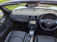 Porsche Boxster 2.9 24V PDK 987 GEN II Convertible - Huge Spec - PCM Satellite Navigation, only 26000 miles