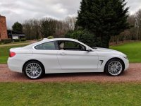 BMW 4 Series 420i XDRIVE LUXURY Coupe Automatic Massive Specification Inc 19 Inch Alloys, Heated Sports Seats, Cruise, Xenons