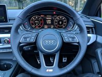 Audi A5 TDI S 190 LINE Convertible Automatic - Huge List Of Factory Options, Please Read Our Comments