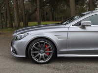 Mercedes-Benz CLS CLS63 AMG S 580 Coupe - Huge Specification: AMG Limited Slip Diff, Ventilated Seats, Harman Kardon, Keyless Go, Electric Sunroof, 360 Degree Cameras, Grey Alloys - VAT Qualifying