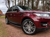 Land Rover Range Rover Sport 3.0 SDV6 HSE DYNAMIC - Panoranic Sliding Glass Sunroof, Running Boards, Electrically Deployable Towbar, Privacy