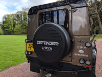 Land Rover Defender 110 TD X-TECH LE UTILITY WAGON - The Most Unique Defender In The Market, Outstanding Example