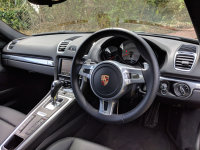 Porsche Cayman 3.4 24V S PDK Coupe Infotainment Package, BOSE, 20 Inch Carrera Classics, Bi Xenon With Dynamic Cornering,
