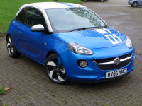 VAUXHALL ADAM SLAM 01 1.4 100PS