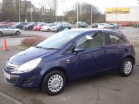 Vauxhall Corsa S Ecoflex 1.0 3dr hatchback, Low insurance, CD player, remote central locking, electric wing mirrors, electric windows, drivers and passenger airbags
