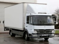 Mercedes-Benz Atego 816 Day Box