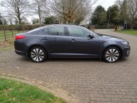 Kia Optima 2 LUXE CRDI