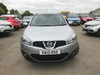 Nissan Qashqai TEKNA IS DCIS/S