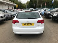 Audi A3 SPORTBACK TDI QUATTRO SE FULL LEATHER