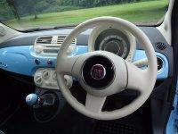 Fiat 500 COLOUR THERAPY