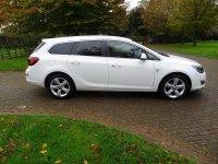 Vauxhall Astra SRI