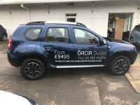 Dacia Duster PRESTIGE DCI AUTOMATIC FULL LEATHER SATNAV
