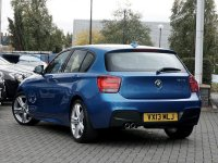 BMW 1 Series 125d M Sport 5 door