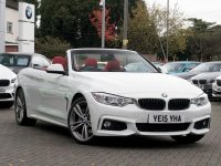 BMW 4 Series 435i M Sport Convertible