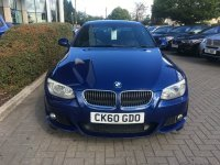 BMW 3 Series 330d M Sport Coupe