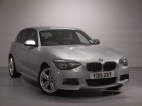 BMW 1 Series 120d M Sport 5 door