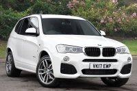 BMW X3 2.0TD xDrive20d M Sport