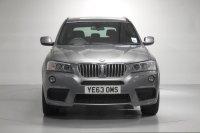 BMW X3 3.0TD xDrive30d M Sport (258 BHP)