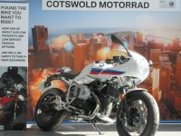 BMW R NineT R NINET RACER