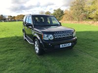 Land Rover Discovery 3.0 SDV6 HSE AUTO (21/09/2013)