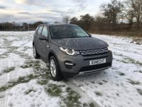 Land Rover Discovery Sport 2.0 TD4 HSE AUTO (06/12/2016)