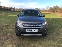 Land Rover Discovery Sport 2.0 TD4 HSE AUTO (07/08/2017)