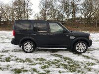 Land Rover Discovery 3.0 SDV6 HSE AUTO (19/10/2011)