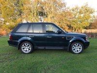 Land Rover Range Rover Sport 2.7 TDV6 HSE AUTO (20/04/2007)