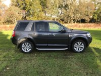 Land Rover Freelander 2 2.2 SD4 HSE AUTO (28/08/2011)