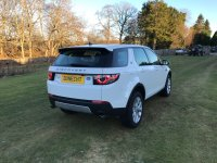 Land Rover Discovery Sport 2.0 TD4 HSE AUTO (17/08/2016)