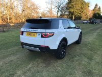 Land Rover Discovery Sport 2.2 SD4 HSE AUTO MANY EXTRAS (21/10/2014)