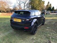 Land Rover Range Rover Evoque 2.0 TD4 HSE DYNAMIC BLACK PACK AUTO (03/06/2016)