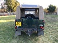 Land Rover Defender 2.2 TD DOUBLE CAB (31/01/2012)NO VAT